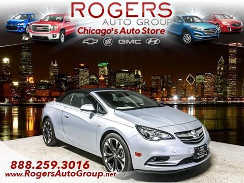 2016 Buick Cascada for sale in Chicago, IL