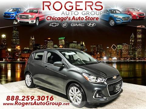 2017 Chevrolet Spark for sale in Chicago, IL