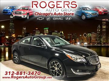 2017 Buick Regal for sale in Chicago, IL