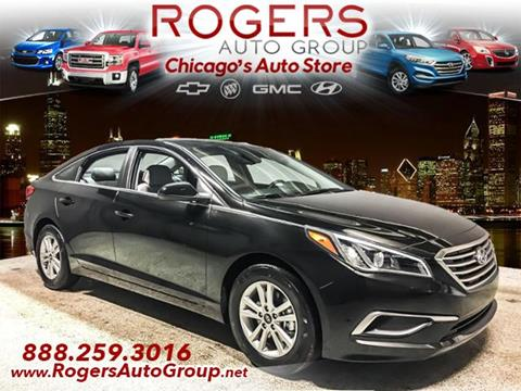 2017 Hyundai Sonata for sale in Chicago, IL