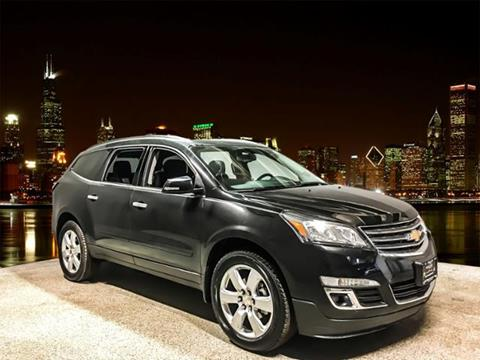 2017 Chevrolet Traverse for sale in Chicago, IL