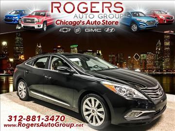 2017 Hyundai Azera for sale in Chicago, IL