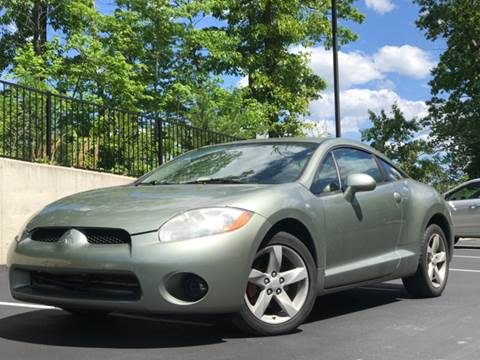 2008 Mitsubishi Eclipse for sale at CARS 4 BEST in Stafford VA