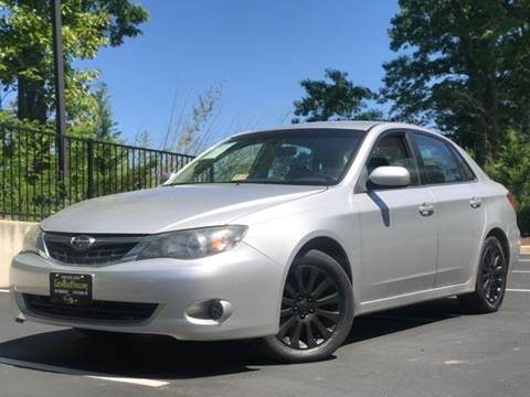 2008 Subaru Impreza for sale at CARS 4 BEST in Stafford VA