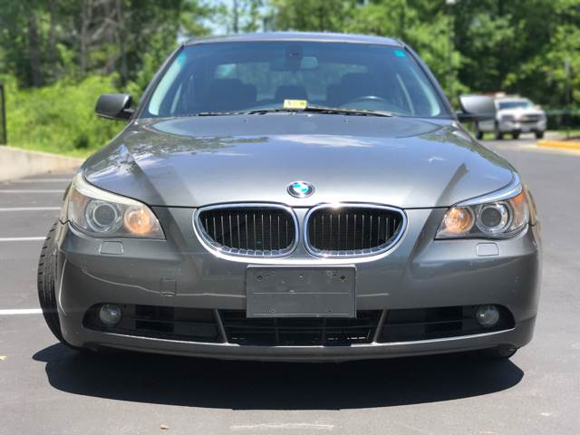 2004 BMW 5 Series for sale at CARS 4 BEST in Stafford VA