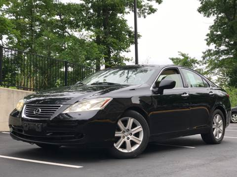 2007 Lexus ES 350 for sale at CARS 4 BEST in Stafford VA