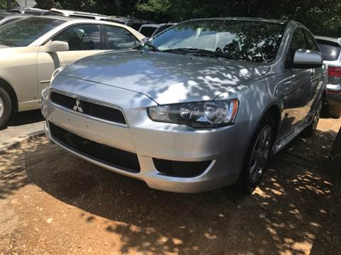 2012 Mitsubishi Lancer for sale at CARS 4 BEST in Stafford VA
