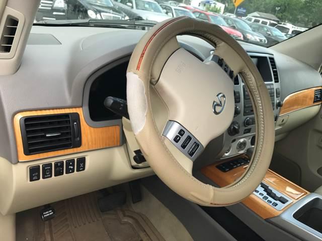 2008 Infiniti QX56 for sale at CARS 4 BEST in Stafford VA