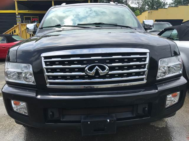 2008 Infiniti QX56 for sale at CARS 4 BEST in Stafford VA