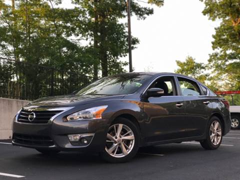 2013 Nissan Altima for sale at CARS 4 BEST in Stafford VA