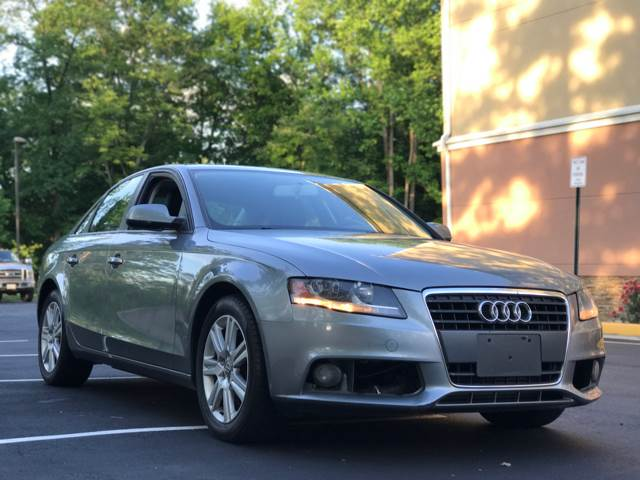 2010 Audi A4 for sale at CARS 4 BEST in Stafford VA