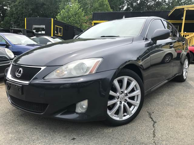 2007 Lexus IS 250 for sale at CARS 4 BEST in Stafford VA