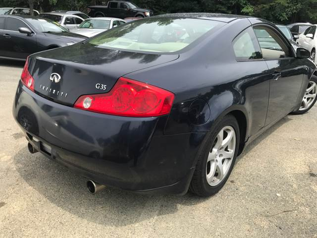 2004 Infiniti G35 for sale at CARS 4 BEST in Stafford VA