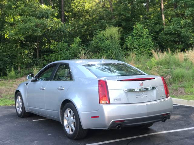 2009 Cadillac CTS for sale at CARS 4 BEST in Stafford VA