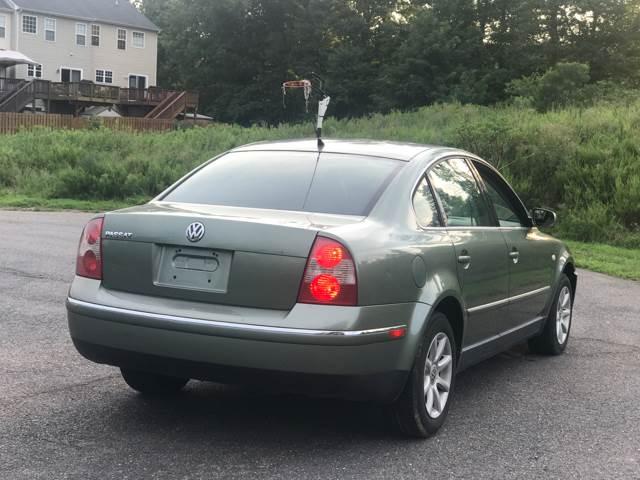 2004 Volkswagen Passat for sale at CARS 4 BEST in Stafford VA