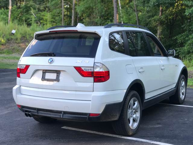 2007 BMW X3 for sale at CARS 4 BEST in Stafford VA