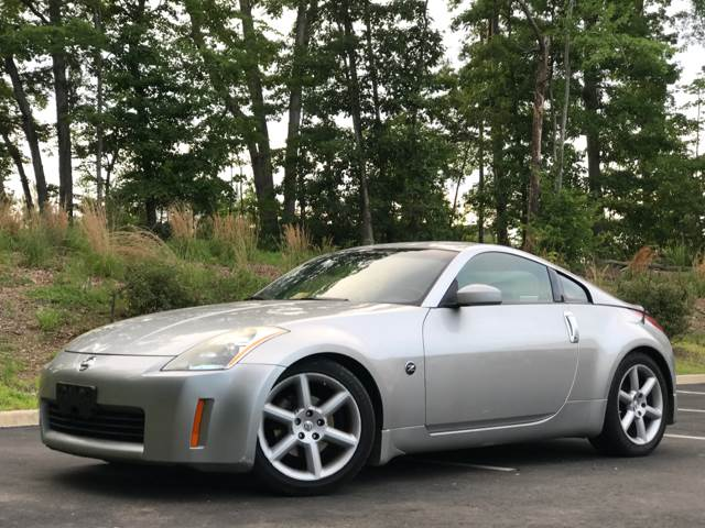 2003 Nissan 350Z for sale at CARS 4 BEST in Stafford VA
