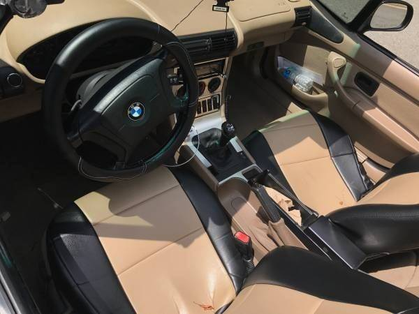1997 BMW Z3 for sale at CARS 4 BEST in Stafford VA