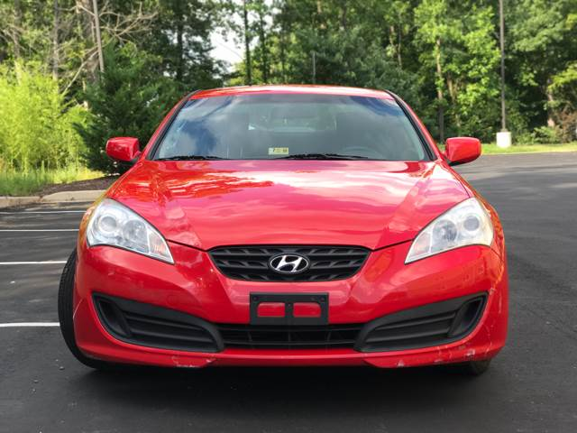 2011 Hyundai Genesis Coupe for sale at CARS 4 BEST in Stafford VA