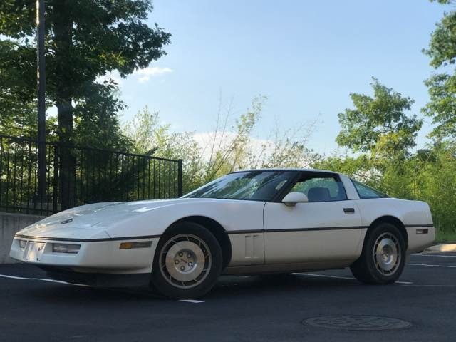 1986 Chevrolet Corvette for sale at CARS 4 BEST in Stafford VA
