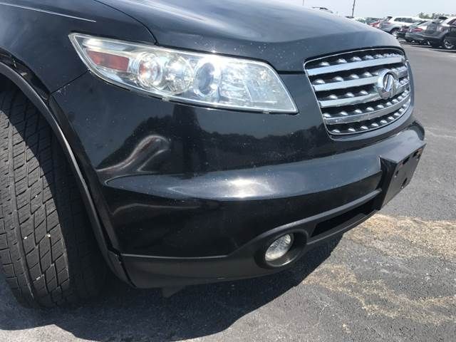 2004 Infiniti FX35 for sale at CARS 4 BEST in Stafford VA