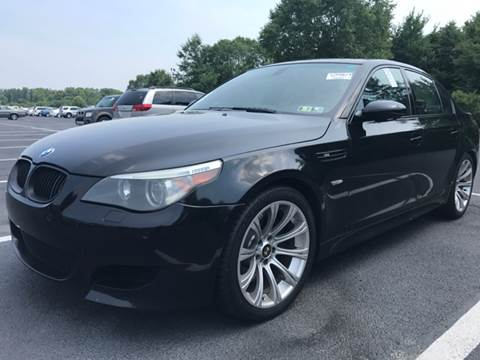 2006 BMW M5 for sale at CARS 4 BEST in Stafford VA
