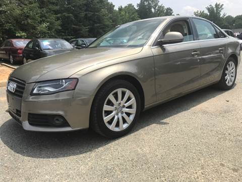 2009 Audi A4 for sale at CARS 4 BEST in Stafford VA