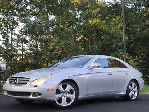 2008 Mercedes-Benz CLS for sale in Stafford, VA