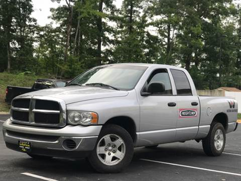 2005 Dodge Ram Pickup 1500 for sale at CARS 4 BEST in Stafford VA