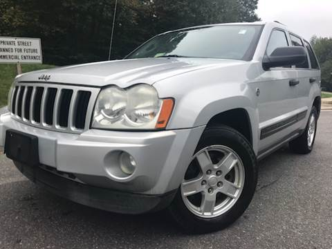 2006 Jeep Grand Cherokee for sale in Stafford, VA
