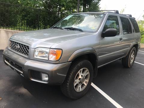 2001 Nissan Pathfinder For Sale In Stafford, VA