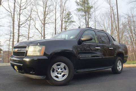 2007 chevrolet avalanche for sale in virginia for Dnx motors lynchburg virginia