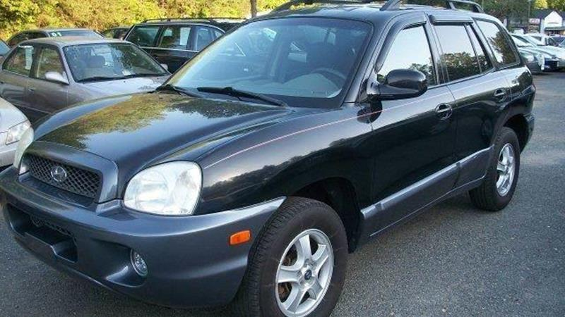 Exceptional 2003 Hyundai Santa Fe For Sale At CARS 4 BEST In Stafford VA
