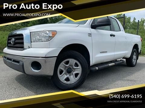 Credit Pro Auto >> Pro Auto Expo Stafford Va