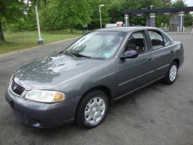 2000 Nissan Sentra for sale at CARS 4 BEST in Stafford VA