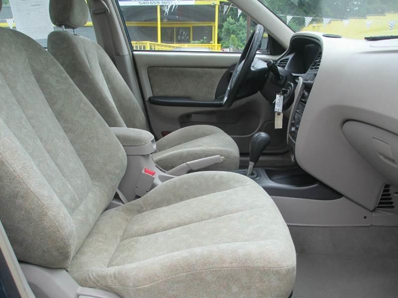 2002 Hyundai Elantra for sale at CARS 4 BEST in Stafford VA