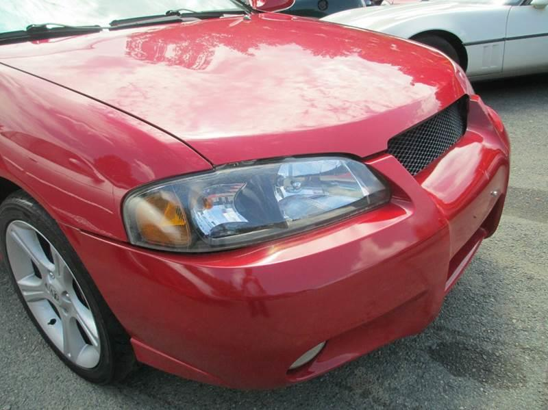 2002 Nissan Sentra for sale at CARS 4 BEST in Stafford VA
