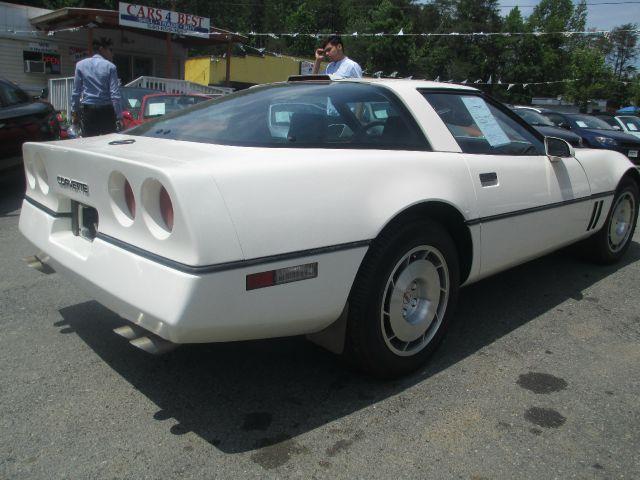 1986 Chevrolet Corvette for sale at CARS 4 BEST in Stafford VA