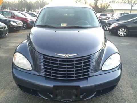 2003 Chrysler PT Cruiser for sale at CARS 4 BEST in Stafford VA