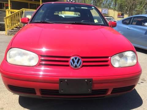 1999 Volkswagen Cabrio for sale in Stafford, VA