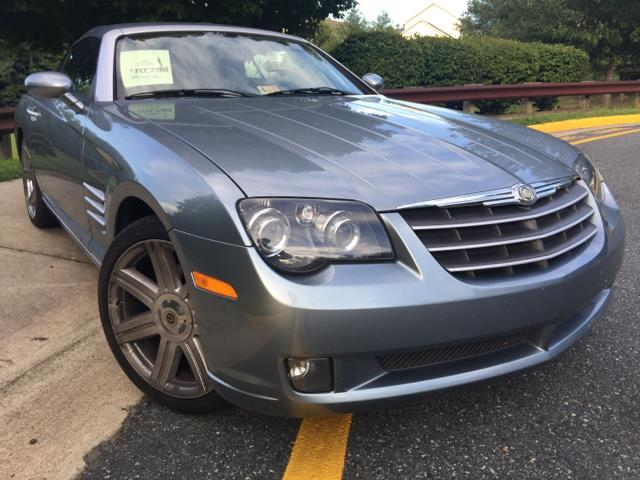 2004 Chrysler Crossfire for sale at CARS 4 BEST in Stafford VA