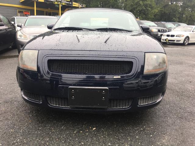 2002 Audi TT for sale at CARS 4 BEST in Stafford VA