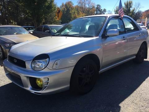 2002 Subaru Impreza for sale in Stafford, VA