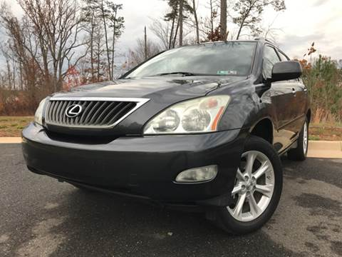 2009 Lexus RX 350 for sale at CARS 4 BEST in Stafford VA