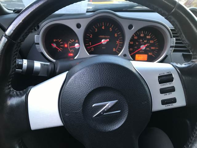 2004 Nissan 350Z for sale at CARS 4 BEST in Stafford VA