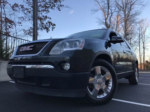 2007 GMC Acadia for sale at CARS 4 BEST in Stafford VA