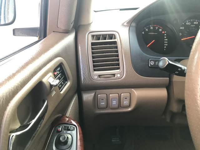 2004 Acura MDX for sale at CARS 4 BEST in Stafford VA