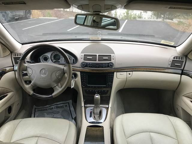 2006 Mercedes-Benz E-Class for sale at CARS 4 BEST in Stafford VA