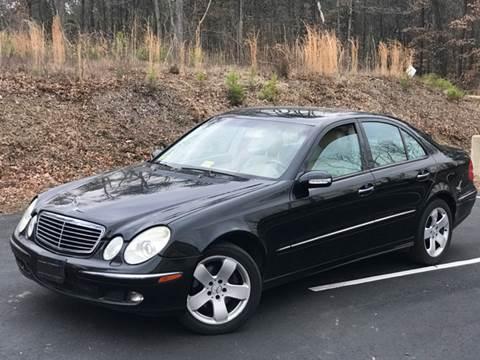2006 Mercedes-Benz E-Class for sale in Stafford, VA