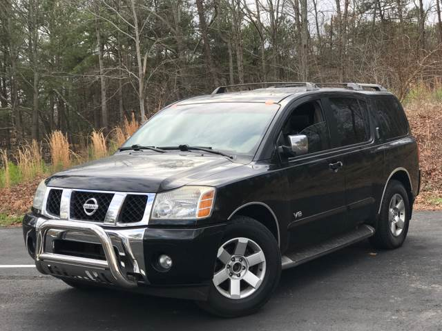 2005 nissan armada le in stafford va cars 4 best. Black Bedroom Furniture Sets. Home Design Ideas